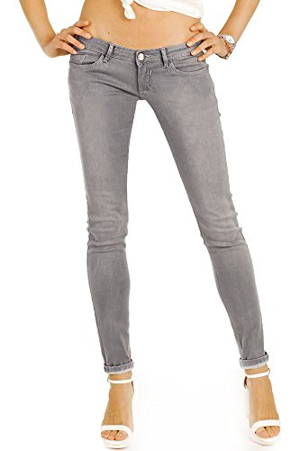 bestyledberlin damen skinny jeans h ftige extra slim fit denim hosen h ftjeans tiefer bund. Black Bedroom Furniture Sets. Home Design Ideas